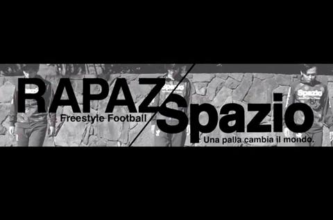 SPAZIO webCMに出演